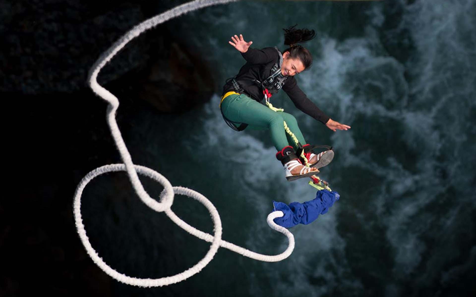 Bungee Jumping – Bhote Koshi