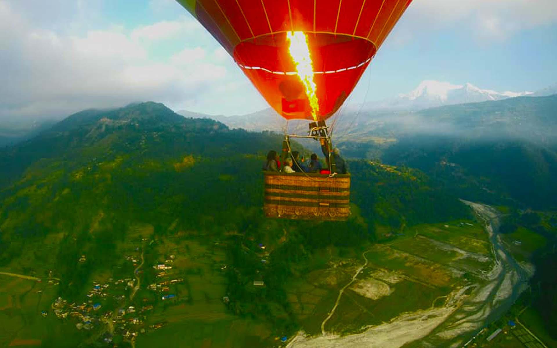 Balloon Ride